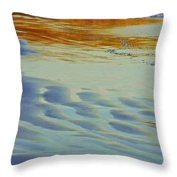 Beauty Of Nature Throw Pillow by Blair Stuart