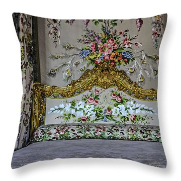 Beauty Sleep Throw Pillow