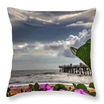 Beautyfulness Throw Pillow