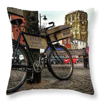 Beccles Throw Pillow