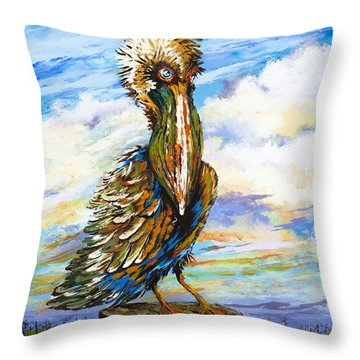 Bedhead Boudreaux Throw Pillow