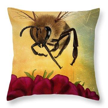 Hover Throw Pillows