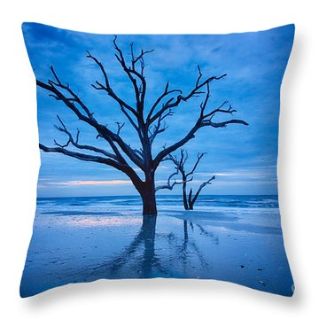 Before Dawn Throw Pillow