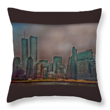 Throw Pillow featuring the photograph Before by Hanny Heim