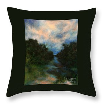 Before The Dream Throw Pillow