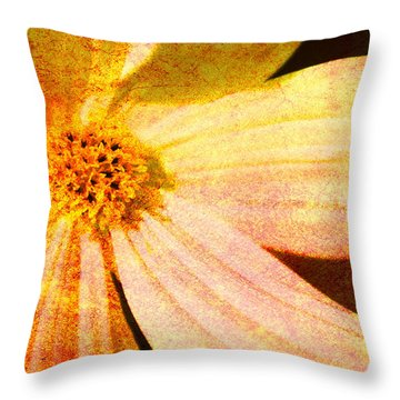 Beggers Tick Two Throw Pillow