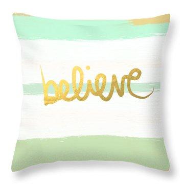 Gold Throw Pillows