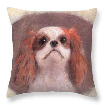 Believe In You Throw Pillow