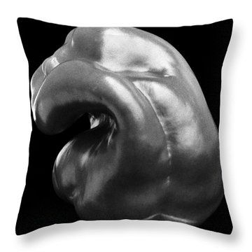 Bell Pepper 0002 Throw Pillow by Paul W Faust -  Impressions of Light