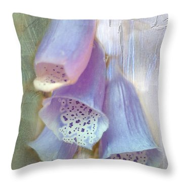 Bells Throw Pillow