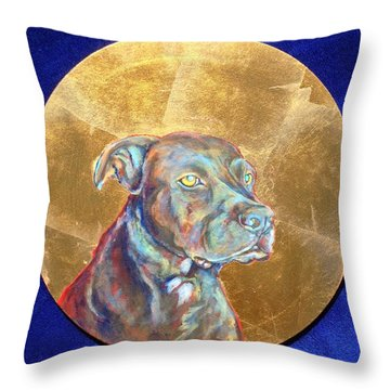Beowulf Throw Pillow