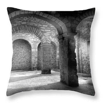 Berrio Rooms Throw Pillow