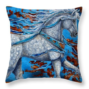 Best Of Show Throw Pillow