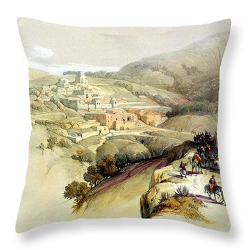 Bethany  Throw Pillow