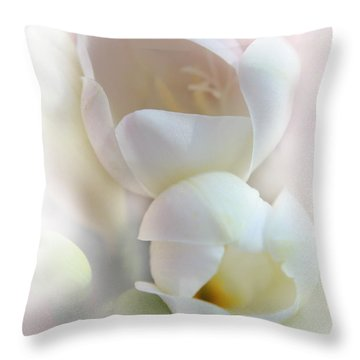 Better Together Throw Pillow by Kume Bryant