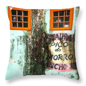 Between Time Marks Limited Edition 1 Of 1 Throw Pillow