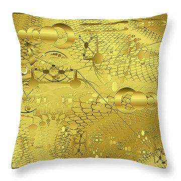 Throw Pillow featuring the photograph Beyond Anything We Know by Robert Kernodle