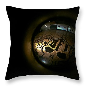 Bfi  Throw Pillow