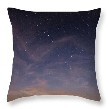 Big Dipper Throw Pillow