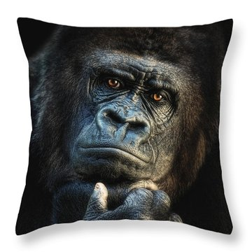 Big Dreamer Throw Pillow by Joachim G Pinkawa