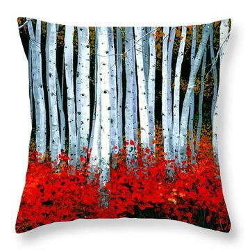 Colorado Throw Pillows
