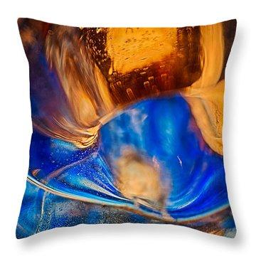 Birds Of A Feather Throw Pillow by Omaste Witkowski