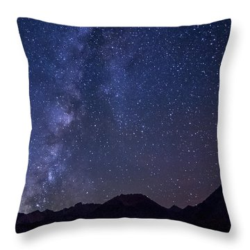 Bishop At Night Throw Pillow
