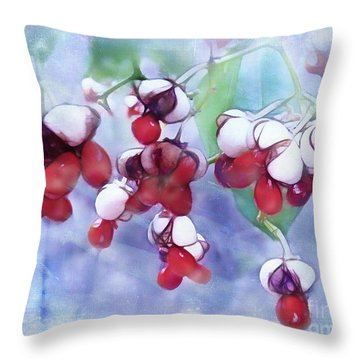 Bittersweet Throw Pillow