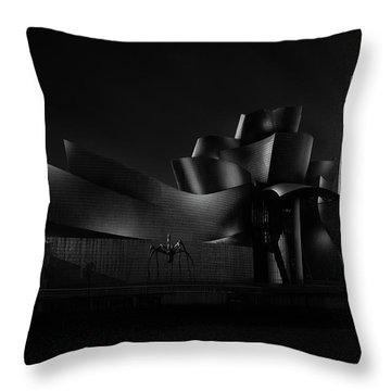 Guggenheim Throw Pillows
