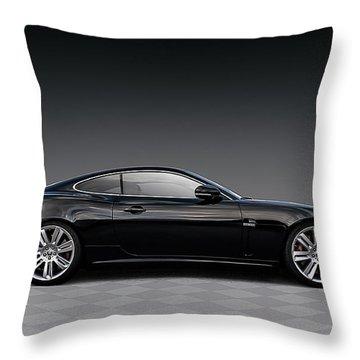 Jaguar Throw Pillows