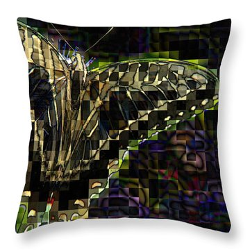 Blended Throw Pillow