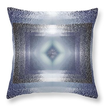 Enlightened Throw Pillow by Kellice Swaggerty