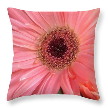 Bliss Throw Pillow by Rory Sagner