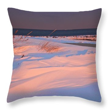 Blizzard Juno Sunset Throw Pillow