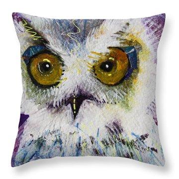 Bloomer Throw Pillow