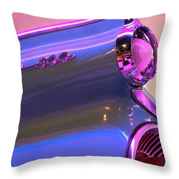 Blue Fin Throw Pillow
