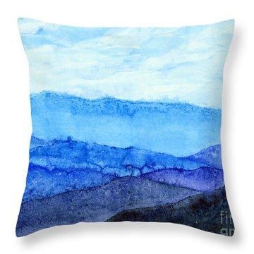 Blue Ridge Throw Pillows
