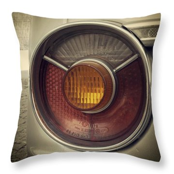Bmw 2002 Throw Pillow