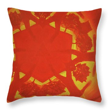 Boards Of Canada Geogaddi Album Cover Throw Pillow