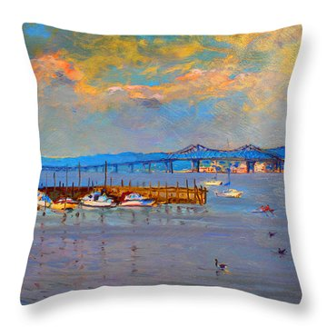 Ny Throw Pillows