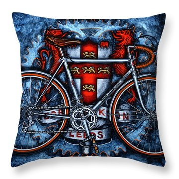 Bob Jackson Throw Pillow