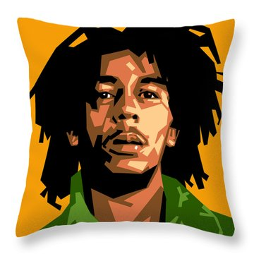 Bob Marley Digital Art by Douglas Simonson