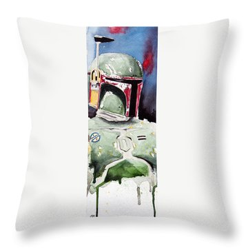 War Throw Pillows