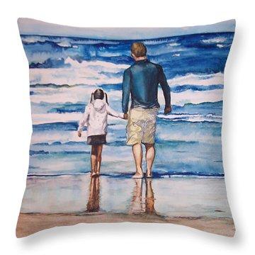 Bodega Bay Throw Pillow