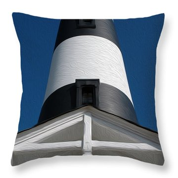 Bodie 1871 Throw Pillow by Kelvin Booker