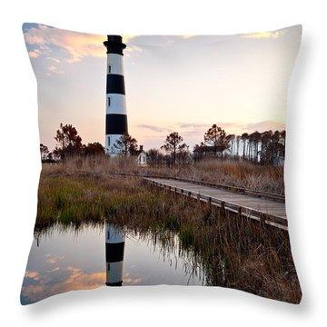 Lighthouse Throw Pillows