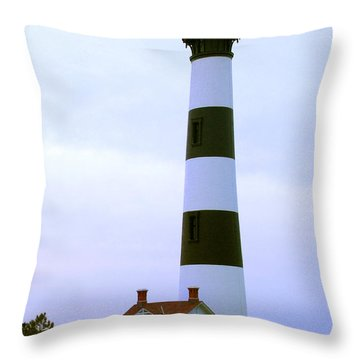 Bodie Light 4 Throw Pillow by Mike McGlothlen