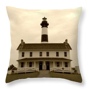 Bodie Light  Throw Pillow