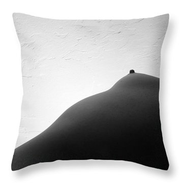 Bodyscape Throw Pillow by Joe Kozlowski