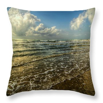 Bolivar Dreams Throw Pillow